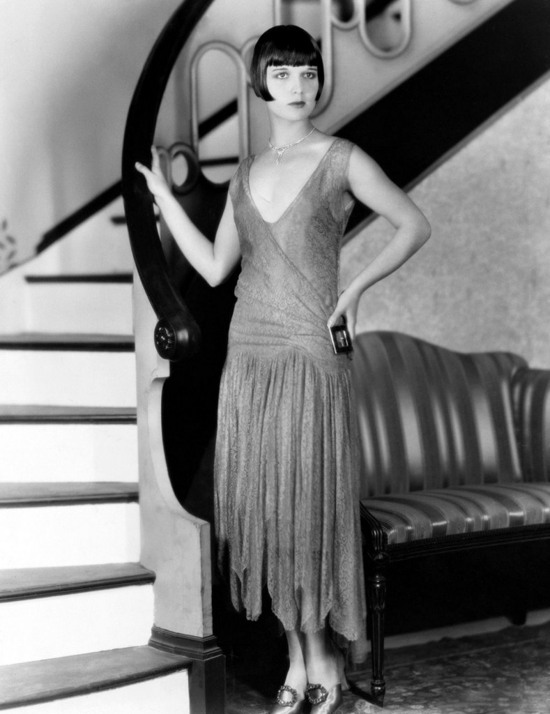 1925: Louise Brooks