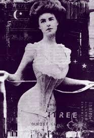 XIX corset