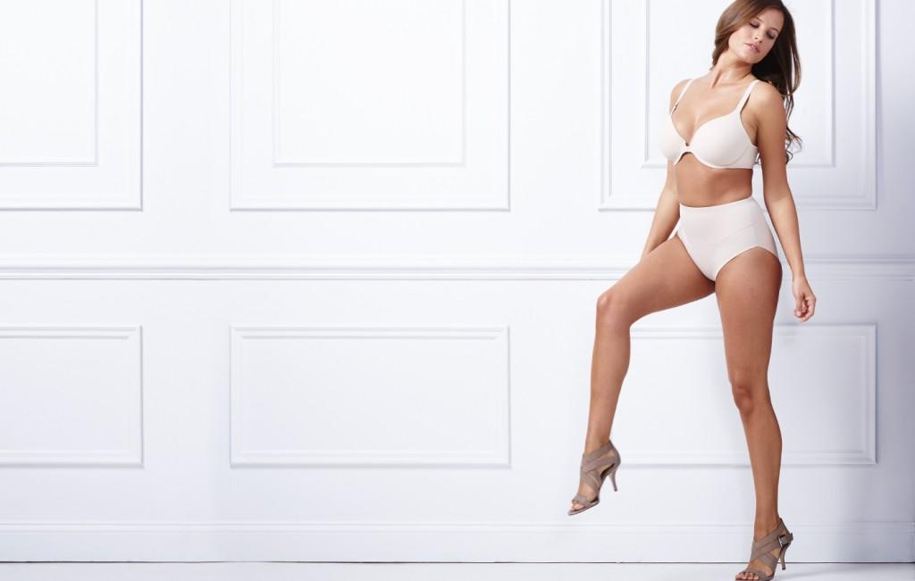 Culotte haute Nude Miraclesuit Shapewear