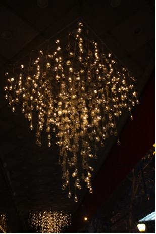 Plafond Galeries Lafayette