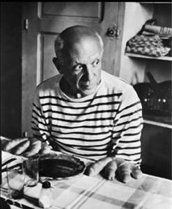 Pablo Picasso Marinière