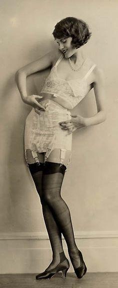 garçonne 1920 ou
