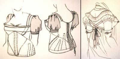 corsets empire