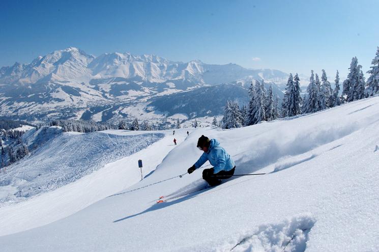 En forme pour les sports d'hiver