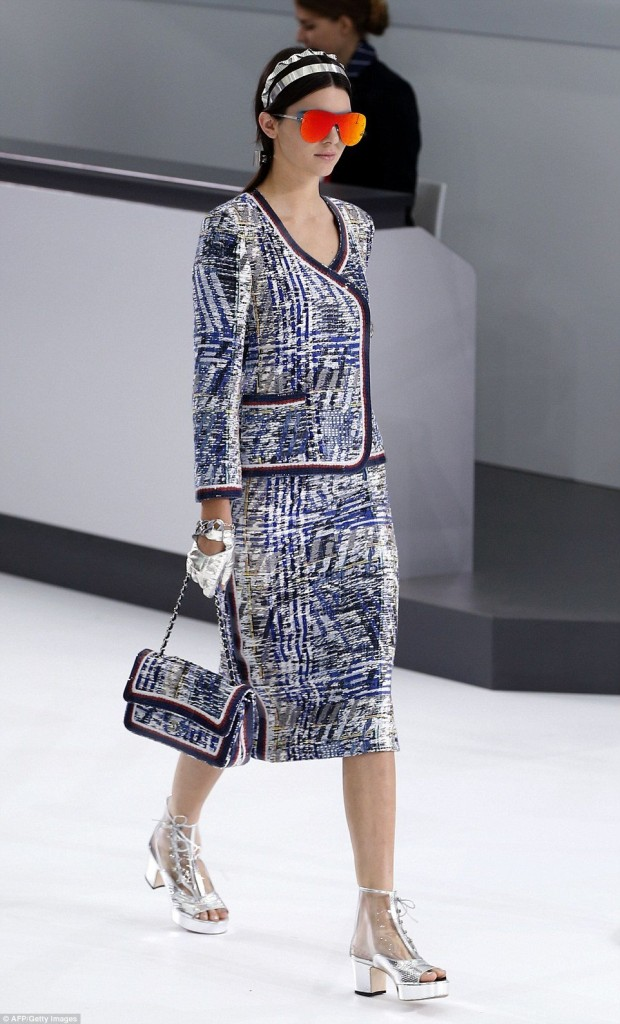kendall jenner AFP getty images chanel