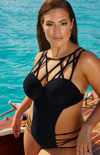 maillot de bain ashley graham
