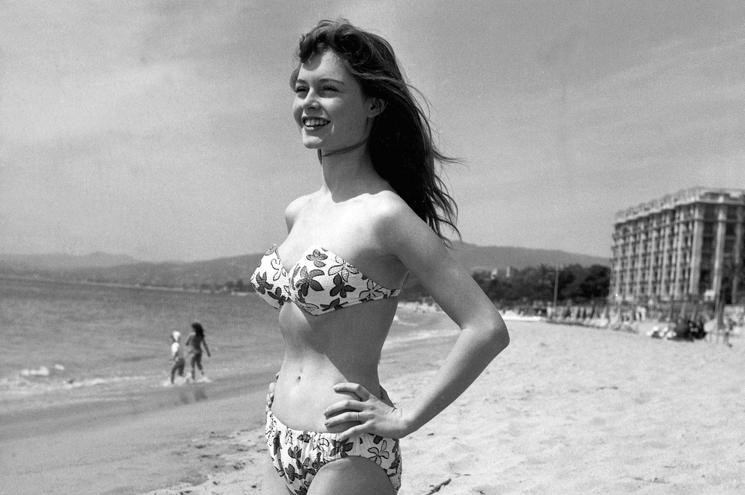 Bardot-Bikini