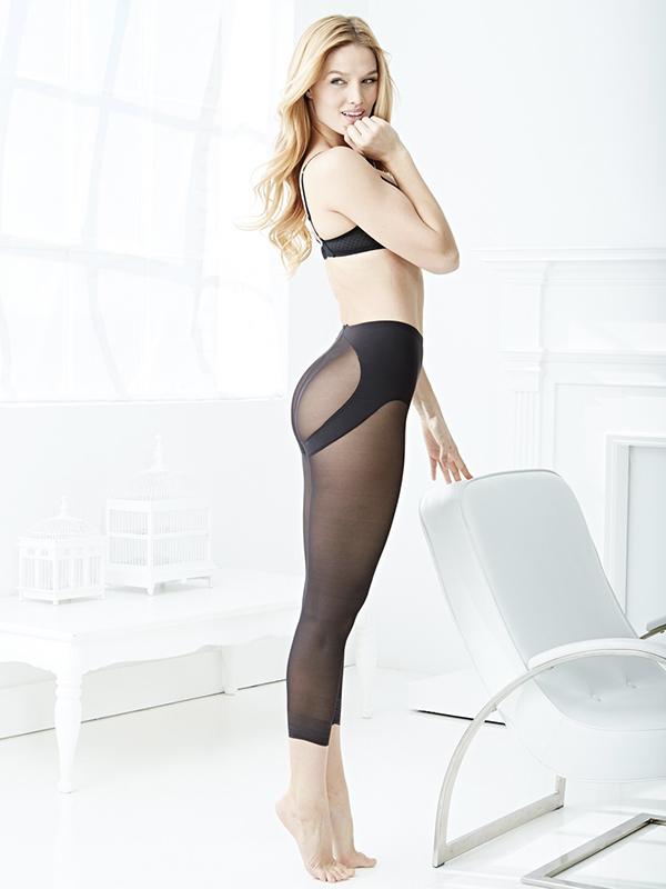 legging-gainant-effet-push-up-noir-sheer-rear-lifting