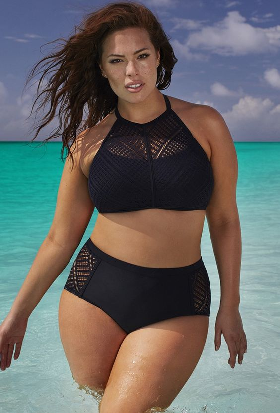 Ashley Graham - Pinterest