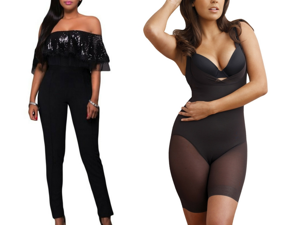 Pinterest / Combinaison panty Sexy Sheer Shaping - Miraclesuit shapewear