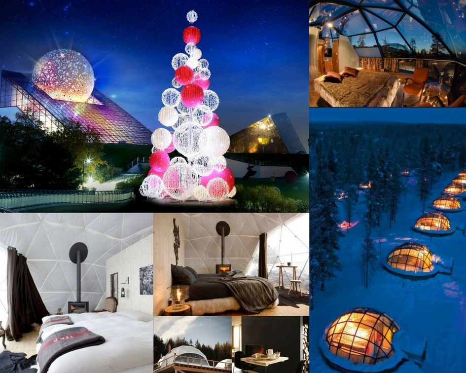 Futuroscope & igloos - Pinterest