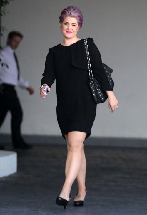 Kelly Osbourne - Skinny vs curvy