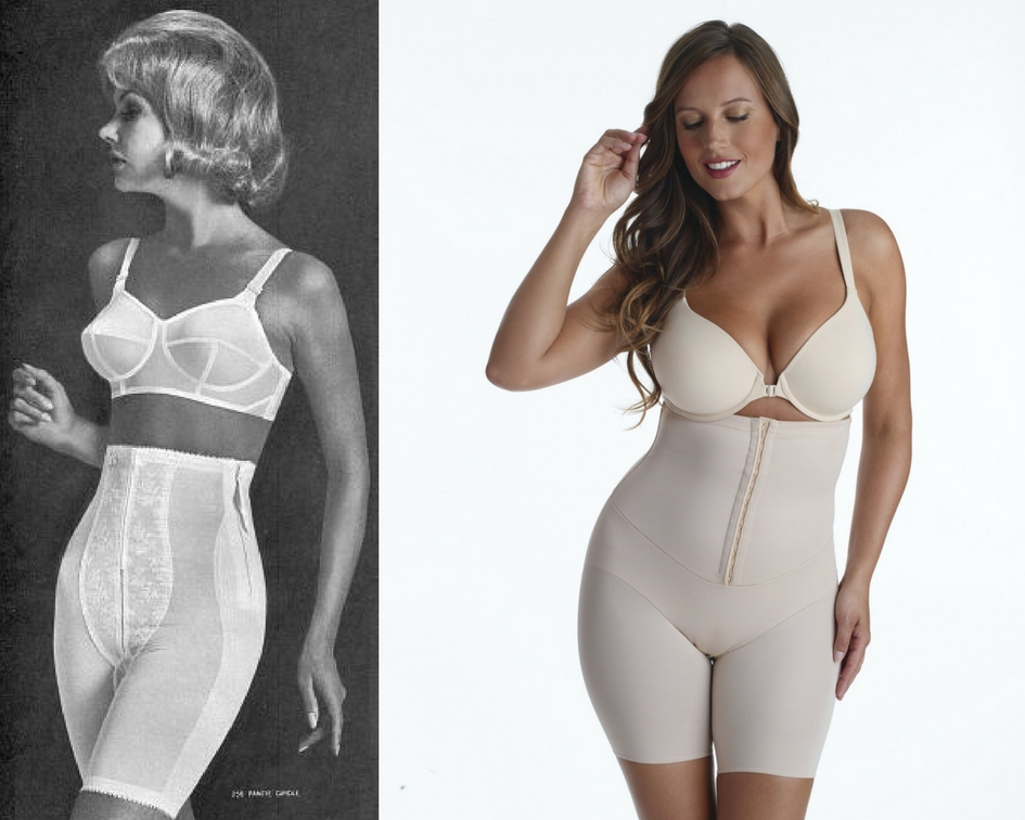 Panty taille haute gainant - Inches Off by Miraclesuit