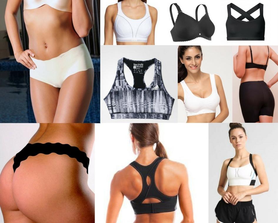 Sous-vêtements sportswear - Pinterest