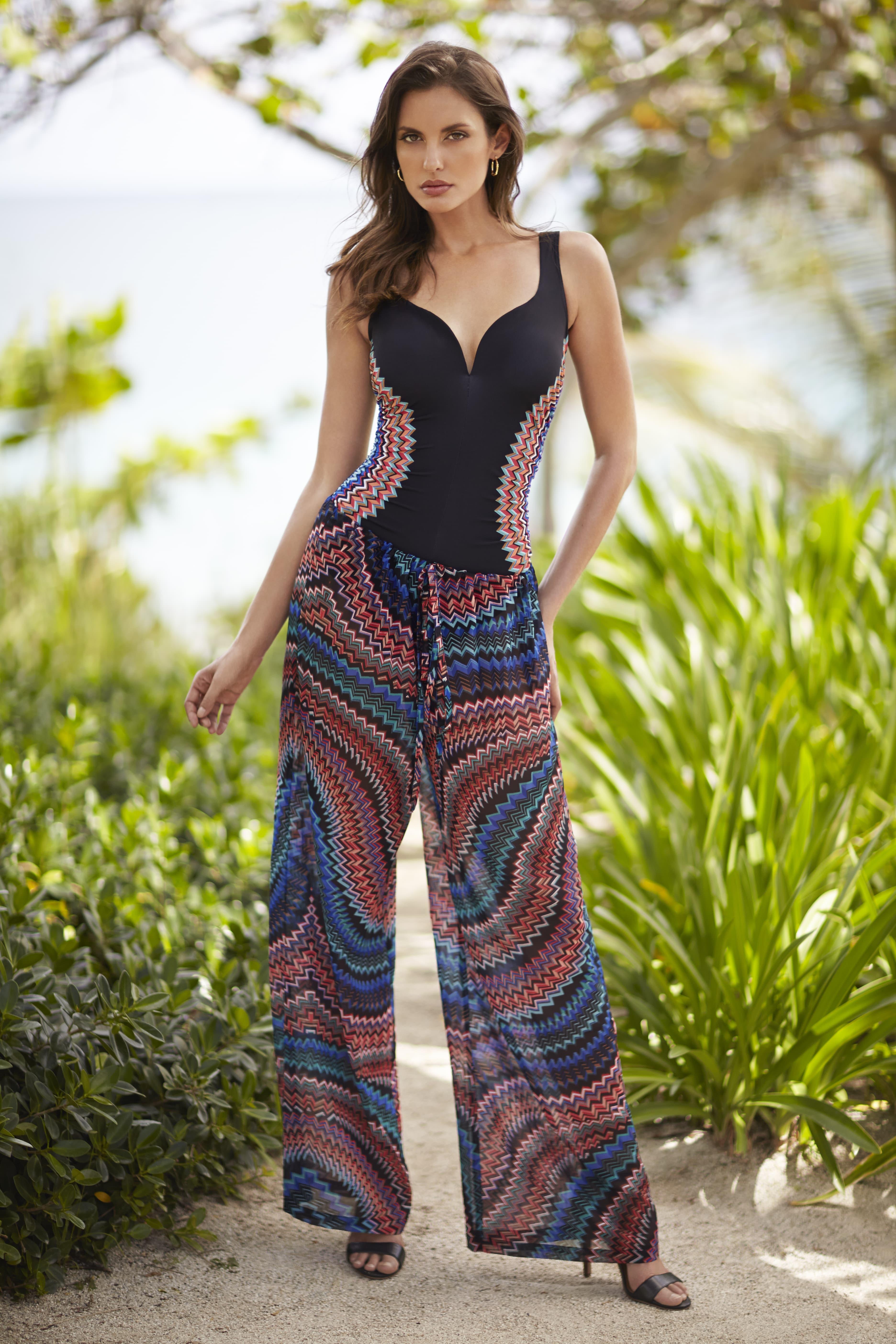 Pantalon ZipDrive Temptress - Miraclesuit