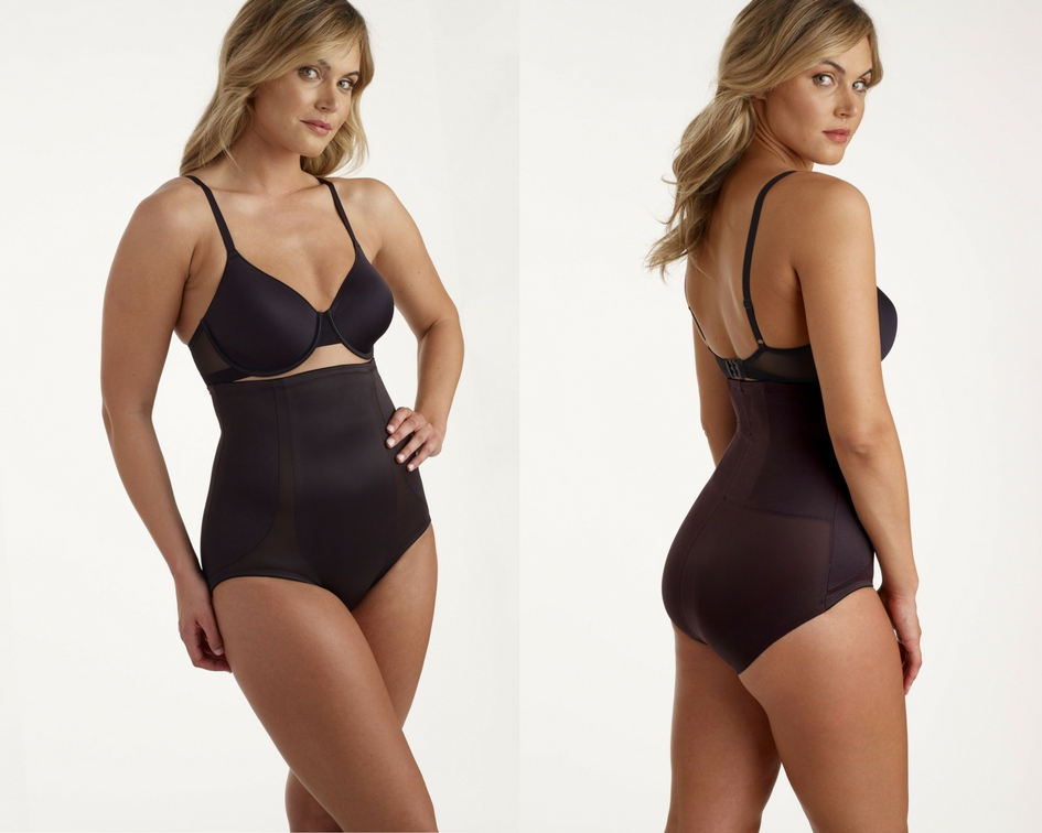 Culotte gainante taille extra-haute - Shape Away by Miraclesuit Shapewear