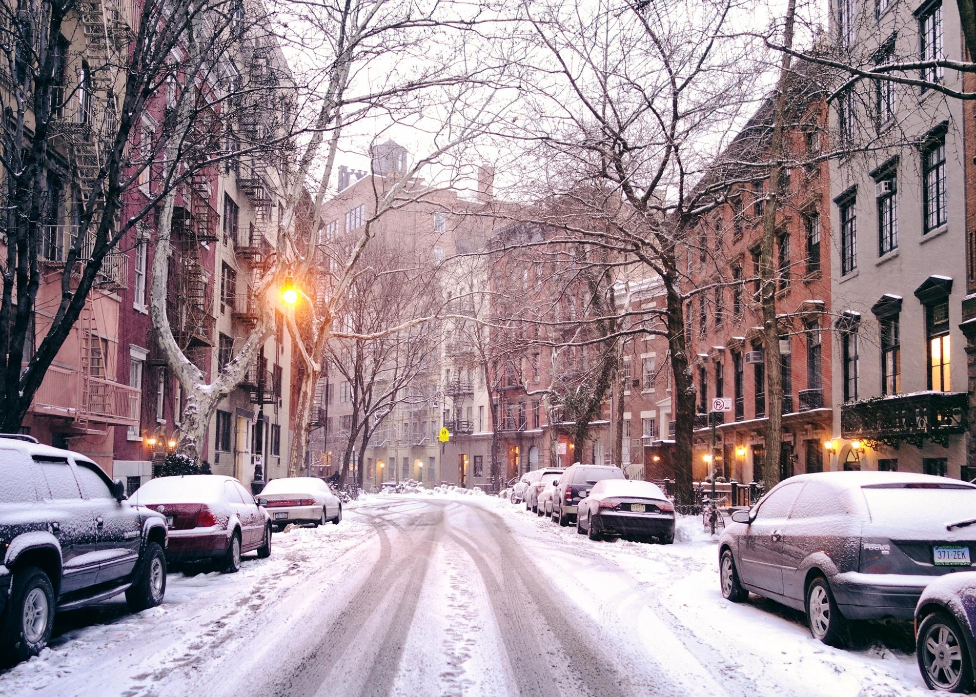 Winter city - Miriadna